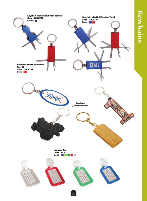key chain cantik