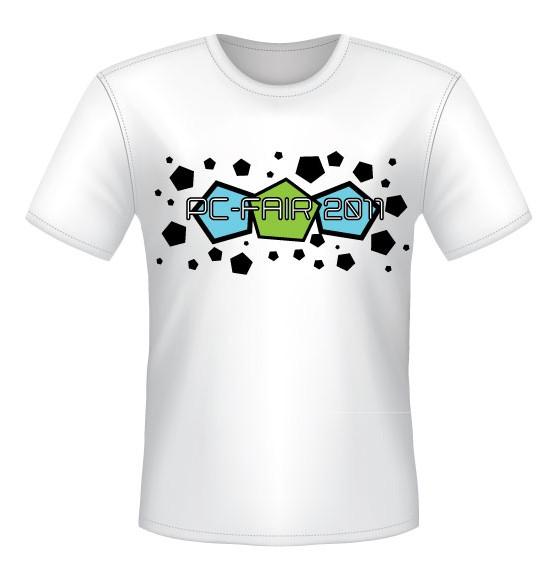 t-shirt pcfair