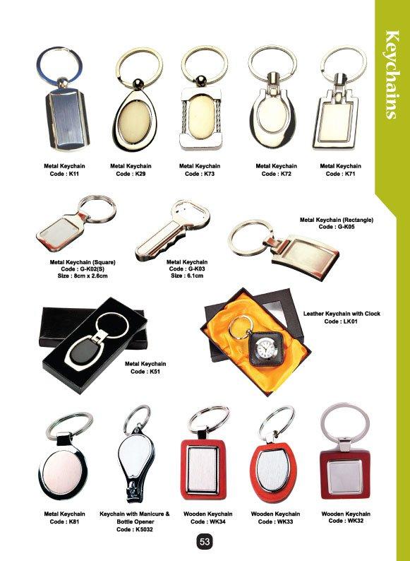 tempah key chain