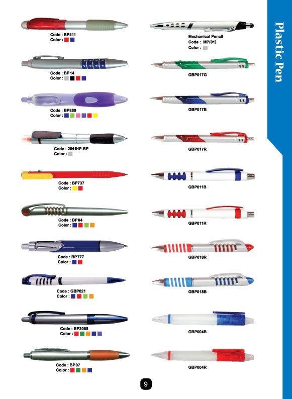 pen bercetak