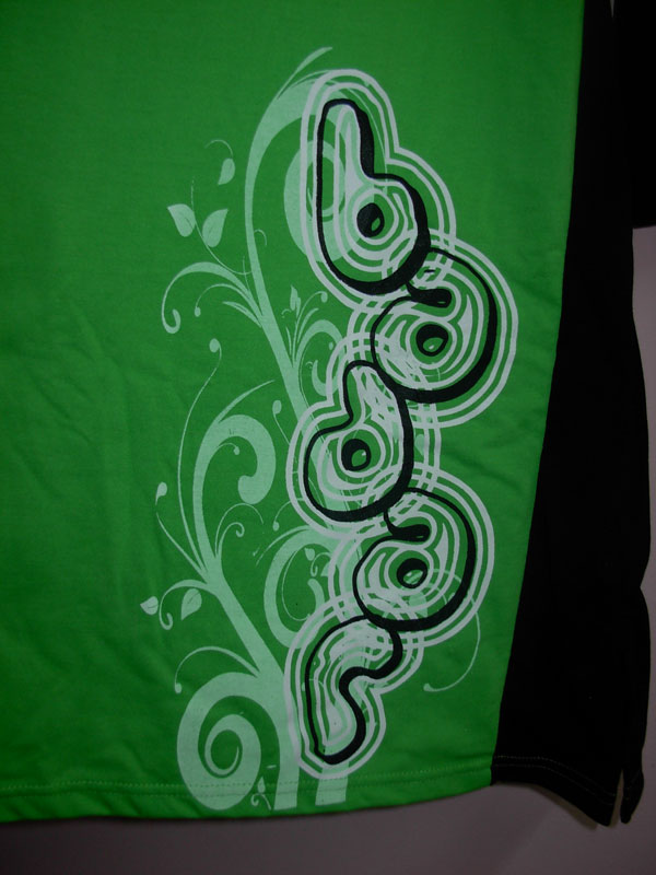 design tshirt muslimah badar-girl