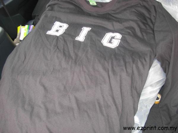 cetak tshirt Bina Insan Guru