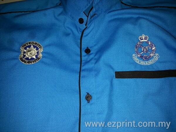 f1 uniform polis pdrm