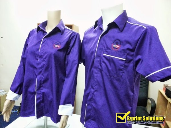 f1 uniform man & women