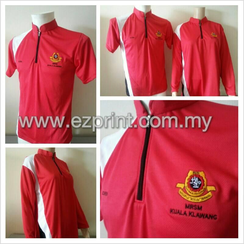 tempah t-shirt MRSM