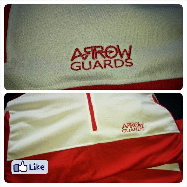 sulam logo arrow guard