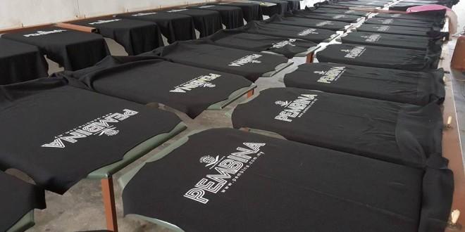 tempah t-shirt murah