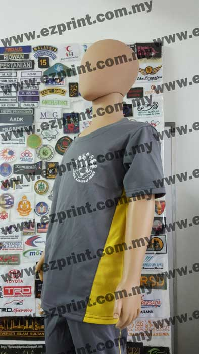 t-shirt tadika
