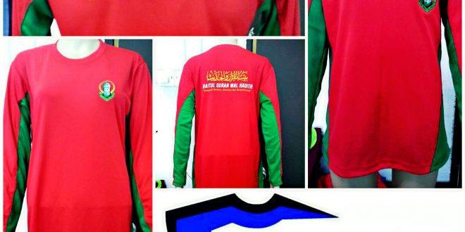 Tshirt Muslimah microfiber