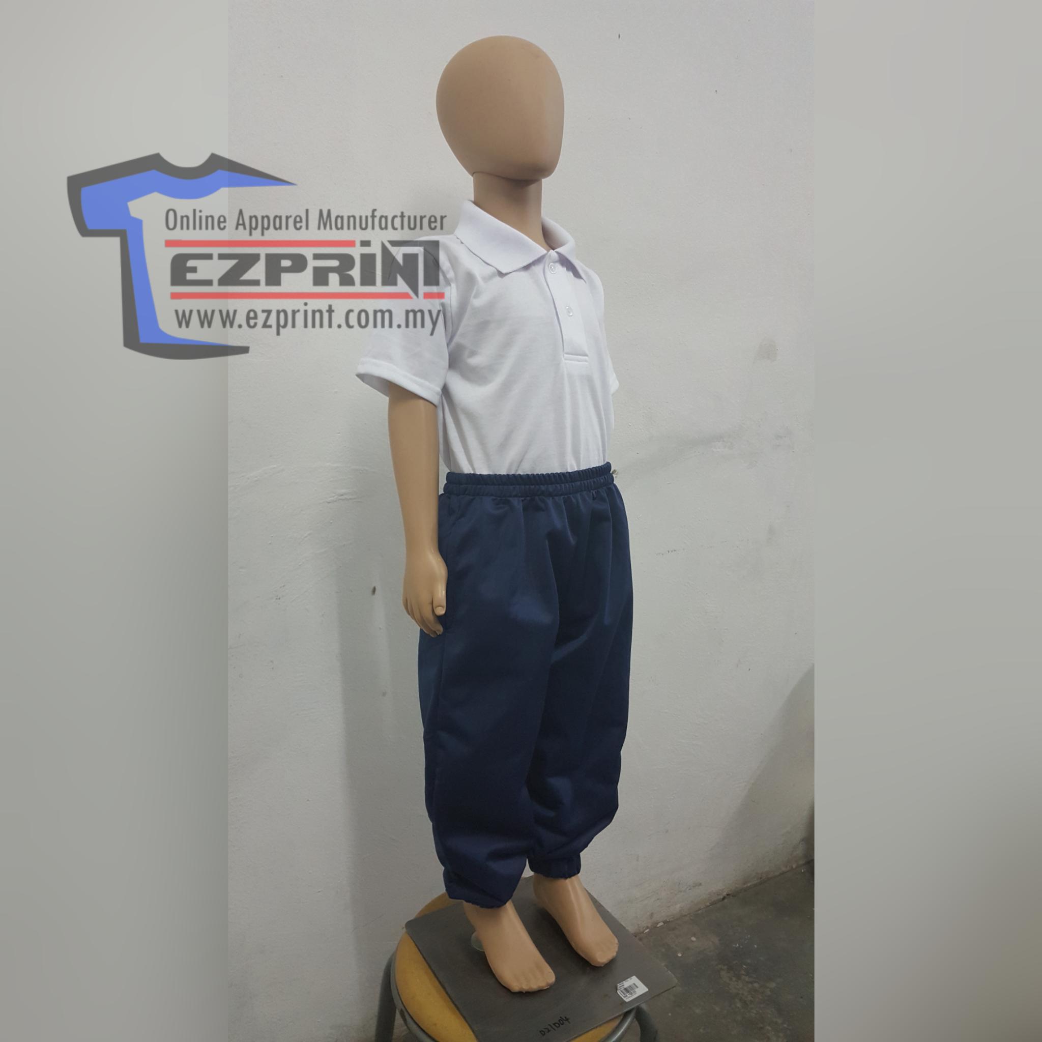 Uniform baru pra sekolah 2018
