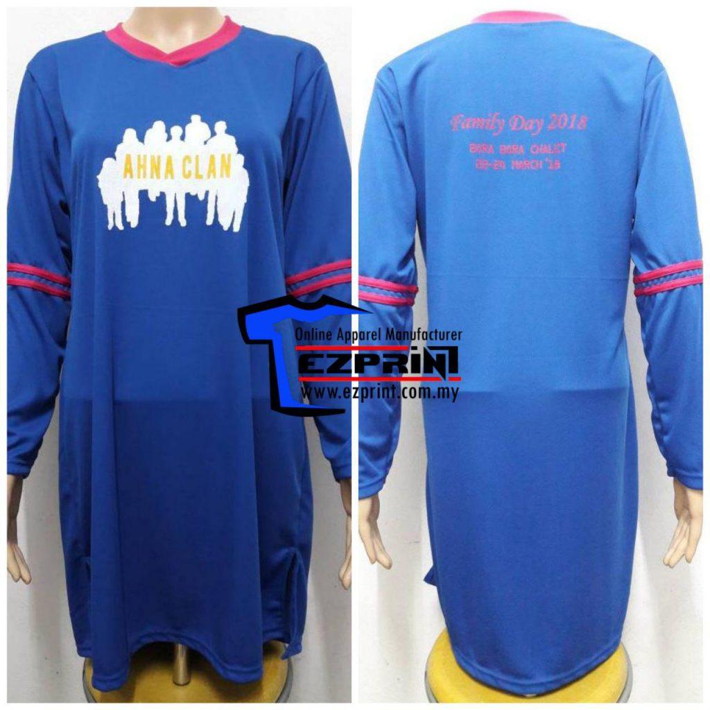 Tshirt Family Day Design Sendiri Ezprint