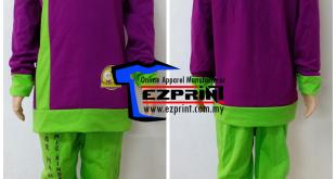 baju uniform tadika taska
