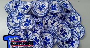 Patches sulam emergency first responder