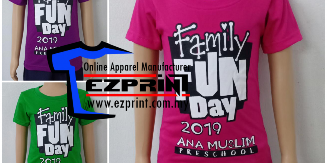 Baju family day