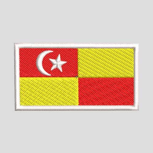 sulam bendera selangor