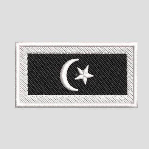 sulam bendera terengganu